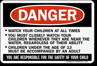 supervision-signage