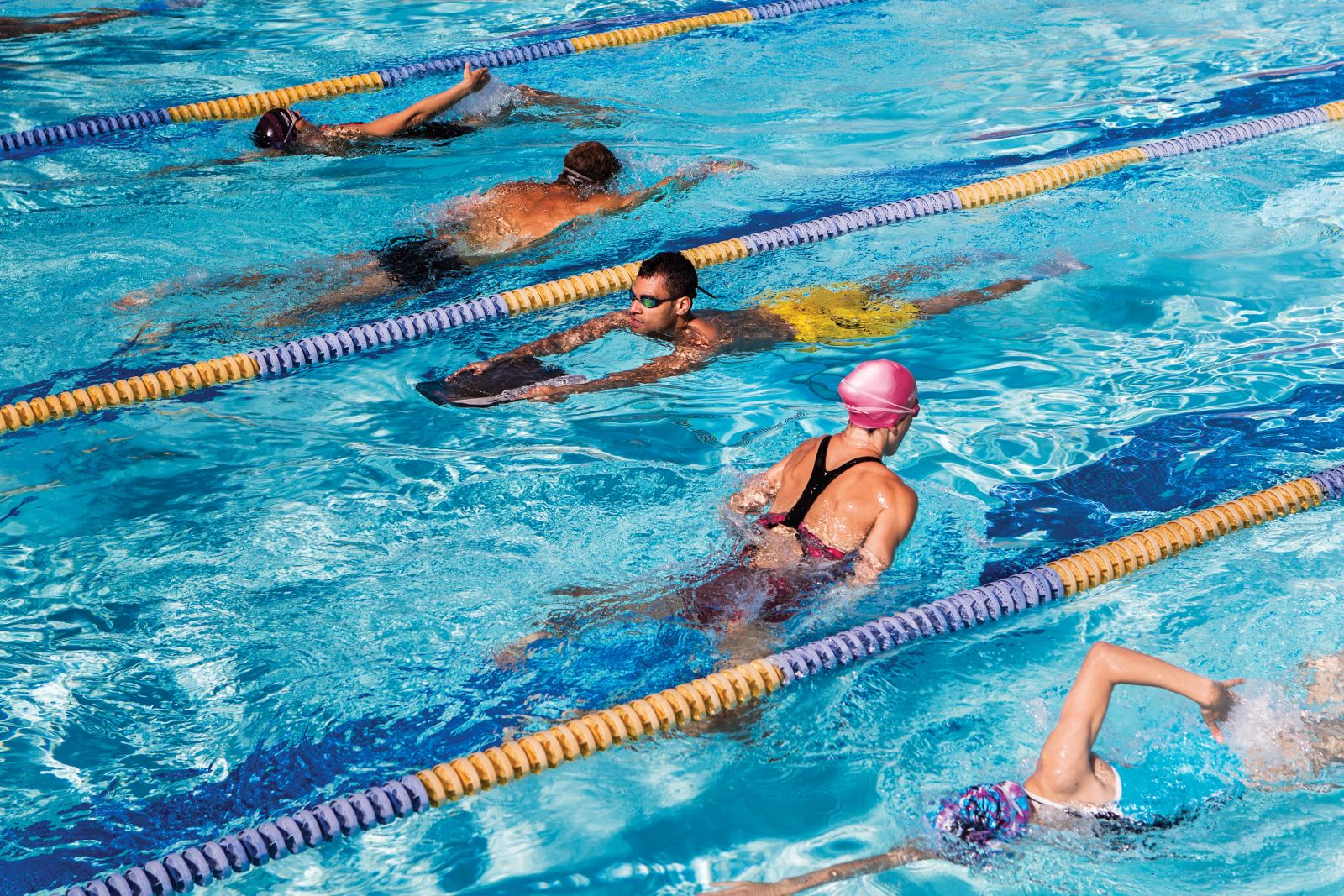 Lap Swimmer Etiquette Is It Time To Send Your Lap Swimmers To Finishing School Aquatic